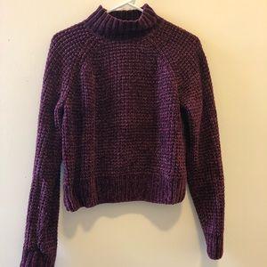 Velvety Sweater!